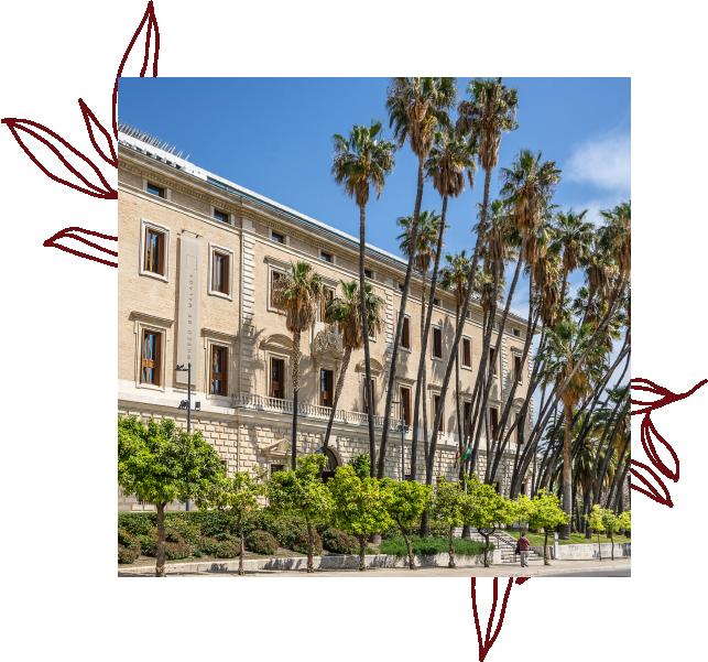 Palacio de la Aduana Málaga